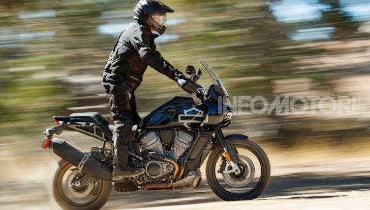 Harley-Davidson Pan America 2020: la nuova Adventure Touring con motore Revolution Max - Foto 11 di 14
