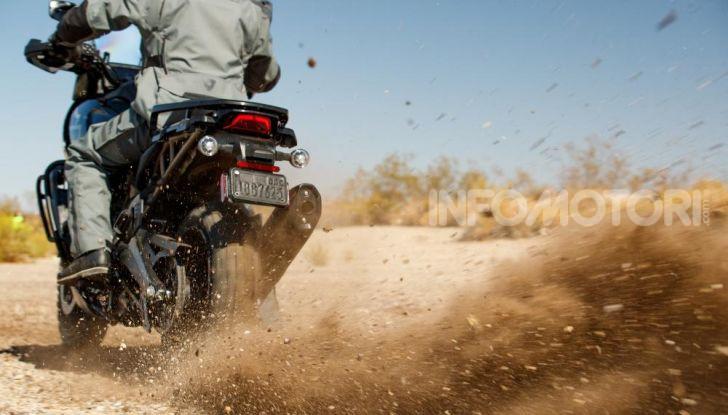 Harley-Davidson Pan America 2020: la nuova Adventure Touring con motore Revolution Max - Foto 12 di 14