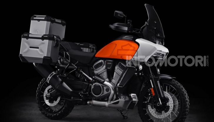 Harley-Davidson Pan America 2020: la nuova Adventure Touring con motore Revolution Max - Foto 13 di 14