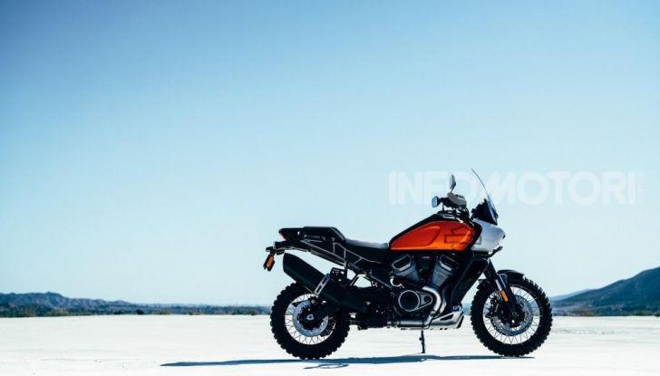 Harley-Davidson Pan America 2020: la nuova Adventure Touring con motore Revolution Max - Foto 8 di 14