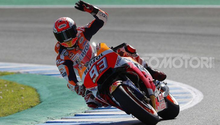 MotoGP: Alex Marquez farà coppia con Marc nel team Honda Repsol 2020 - Foto 7 di 8