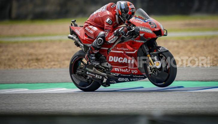 MotoGP 2019, GP di Valencia: Quartararo al comando delle libere davanti a Vinales e Marquez - Foto 10 di 10