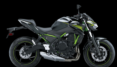 Kawasaki cala il tris per l'edizione 2019 d EICMA