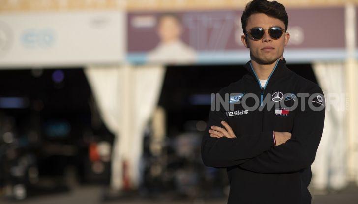 Formula E 2019/2020: tutto pronto per la prima tappa dell'Arabia Saudita a Riyad - Foto 9 di 11