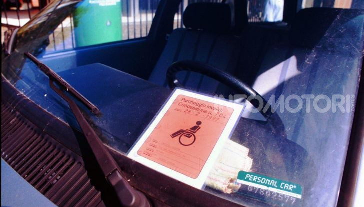 pass invalidi