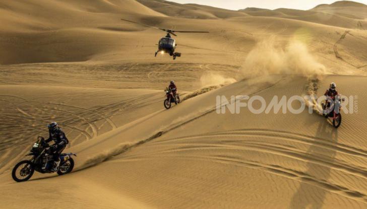 La Dakar sbarca in Arabia Saudita. Presentato il percorso dell'edizione 2020 - Foto 8 di 17