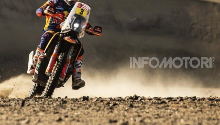 La Dakar sbarca in Arabia Saudita. Presentato il percorso dell'edizione 2020 - Foto 7 di 17