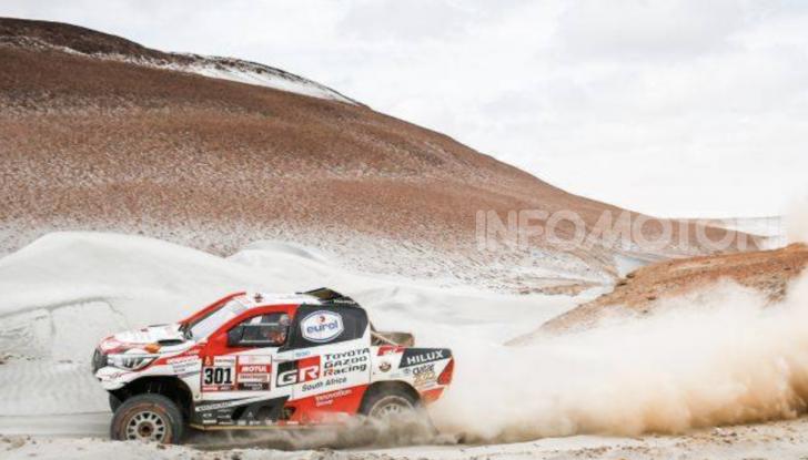 La Dakar sbarca in Arabia Saudita. Presentato il percorso dell'edizione 2020 - Foto 6 di 17
