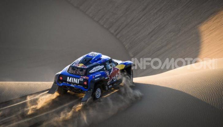 La Dakar sbarca in Arabia Saudita. Presentato il percorso dell'edizione 2020 - Foto 5 di 17