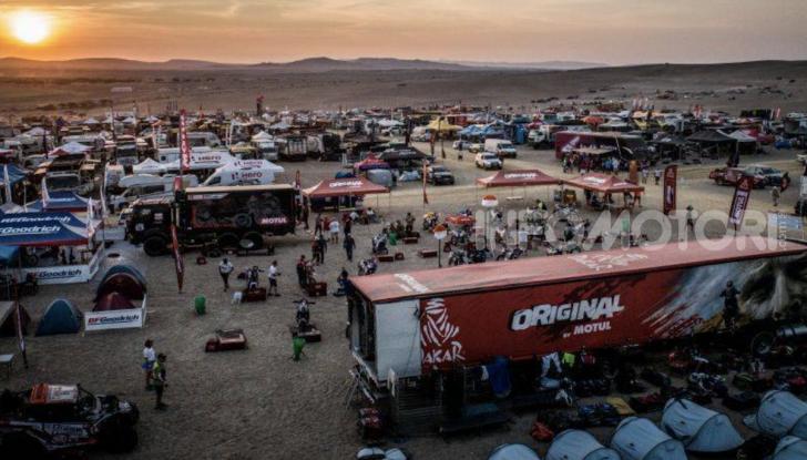 La Dakar sbarca in Arabia Saudita. Presentato il percorso dell'edizione 2020 - Foto 4 di 17