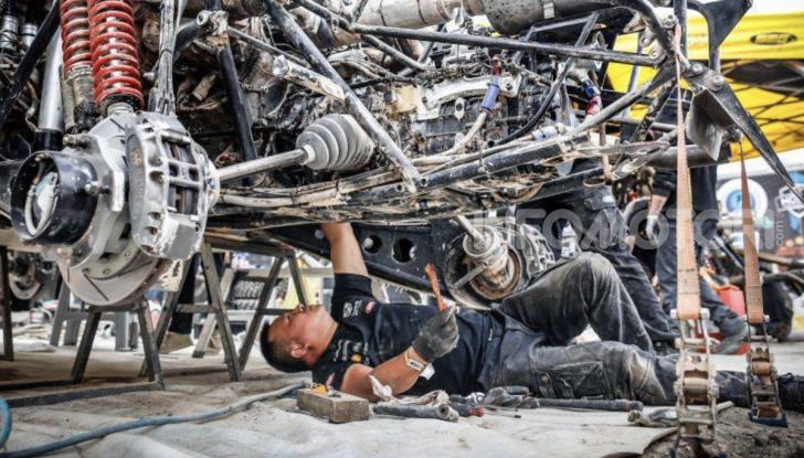 La Dakar sbarca in Arabia Saudita. Presentato il percorso dell'edizione 2020 - Foto 3 di 17