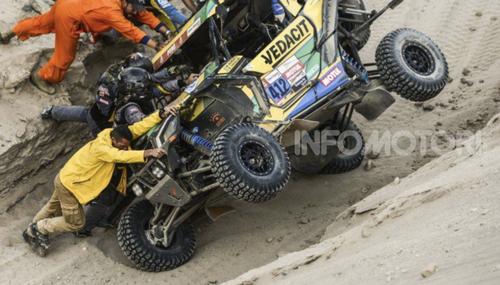 La Dakar sbarca in Arabia Saudita. Presentato il percorso dell'edizione 2020 - Foto 1 di 17