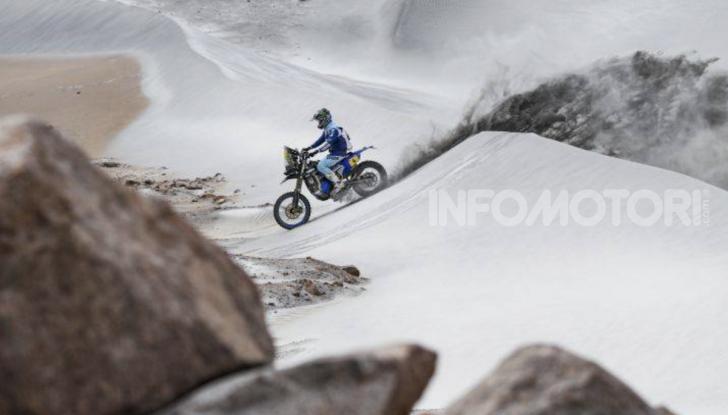 La Dakar sbarca in Arabia Saudita. Presentato il percorso dell'edizione 2020 - Foto 16 di 17