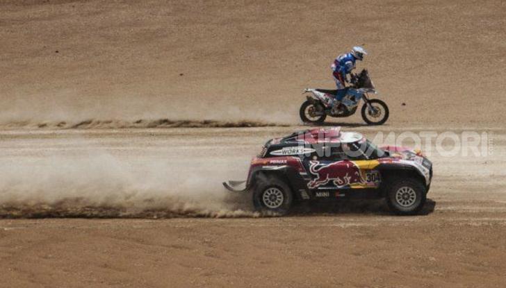 La Dakar sbarca in Arabia Saudita. Presentato il percorso dell'edizione 2020 - Foto 14 di 17