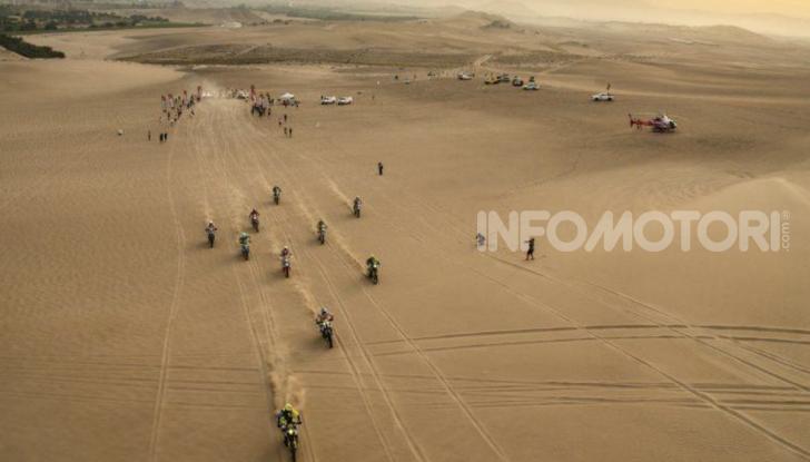 La Dakar sbarca in Arabia Saudita. Presentato il percorso dell'edizione 2020 - Foto 10 di 17