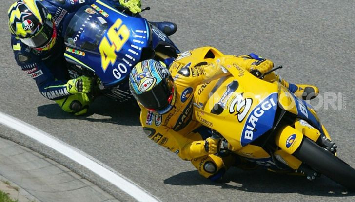 """MotoGP: tutti i Campioni messi """"fuori gioco"""" da Valentino Rossi - Foto 4 di 17"""