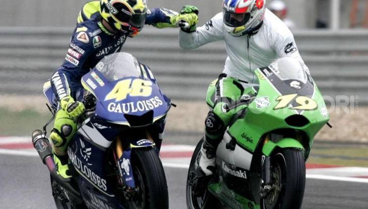 """MotoGP: tutti i Campioni messi """"fuori gioco"""" da Valentino Rossi - Foto 10 di 17"""