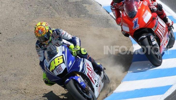 """MotoGP: tutti i Campioni messi """"fuori gioco"""" da Valentino Rossi - Foto 5 di 17"""