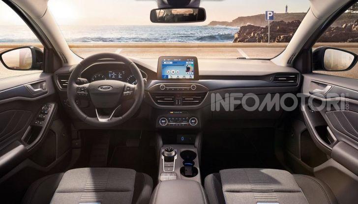 Ford Focus Active V