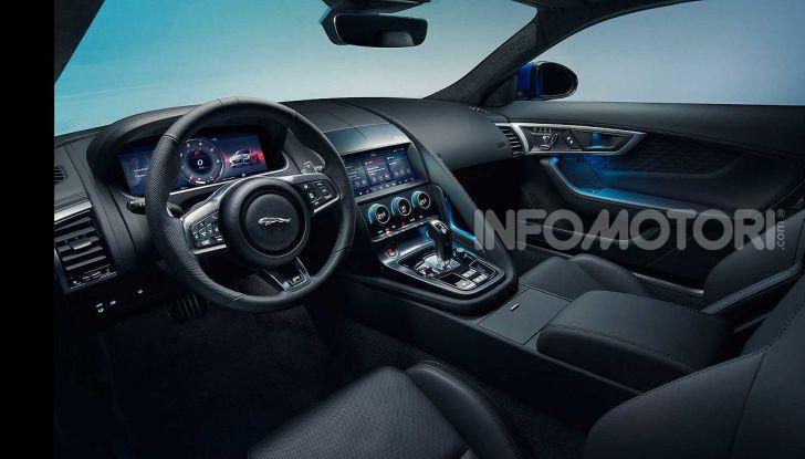 Jaguar F-Type 2020: più affilata, moderna e potente - Foto 12 di 16