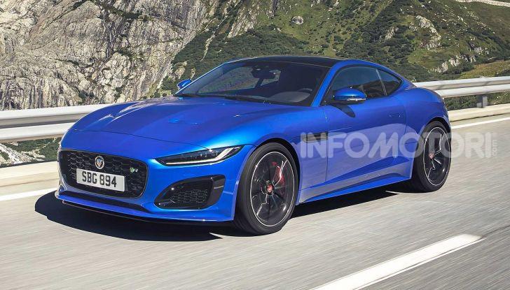 Jaguar F-Type 2020: più affilata, moderna e potente - Foto 2 di 16