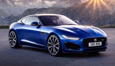 Jaguar F-Type 2020: più affilata, moderna e potente