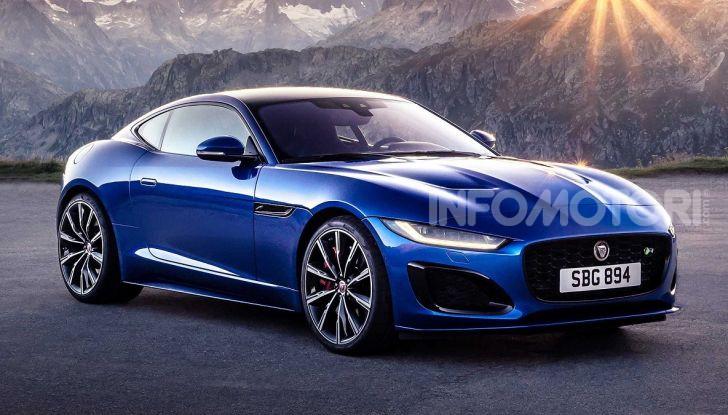 Jaguar F-Type 2020: più affilata, moderna e potente - Foto 5 di 16