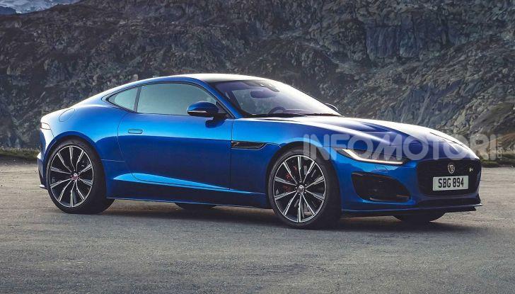 Jaguar F-Type 2020: più affilata, moderna e potente - Foto 6 di 16