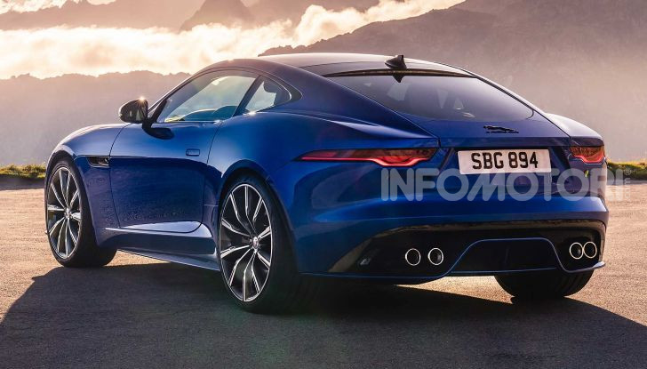 Jaguar F-Type 2020: più affilata, moderna e potente - Foto 7 di 16