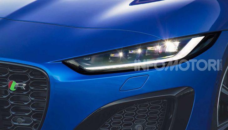 Jaguar F-Type 2020: più affilata, moderna e potente - Foto 8 di 16