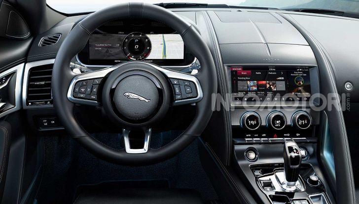 Jaguar F-Type 2020: più affilata, moderna e potente - Foto 10 di 16