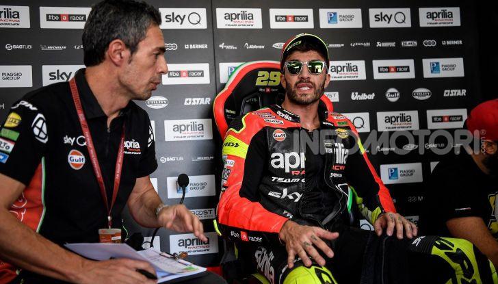 MotoGP: Andrea Iannone positivo al doping e sospeso dalla FIM - Foto 3 di 7