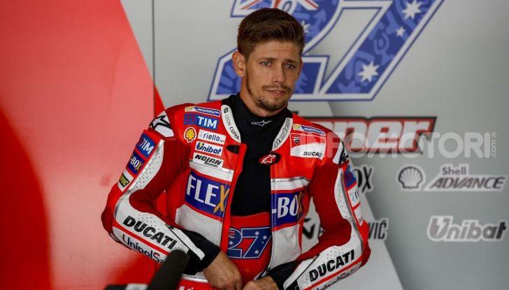 """MotoGP, problemi per Casey Stoner: """"Non ho più energia"""" - Foto 2 di 8"""