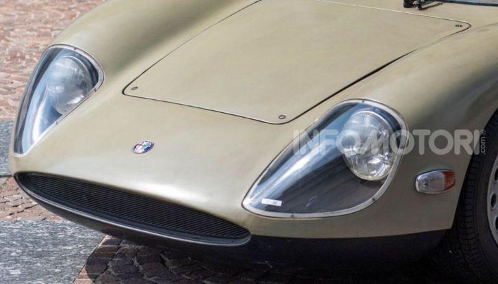 L'Alfa Romeo Scarabeo in mostra al Château de Compiègne - Foto 4 di 6