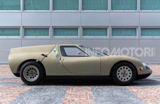 L'Alfa Romeo Scarabeo in mostra al Château de Compiègne - Foto 1 di 6
