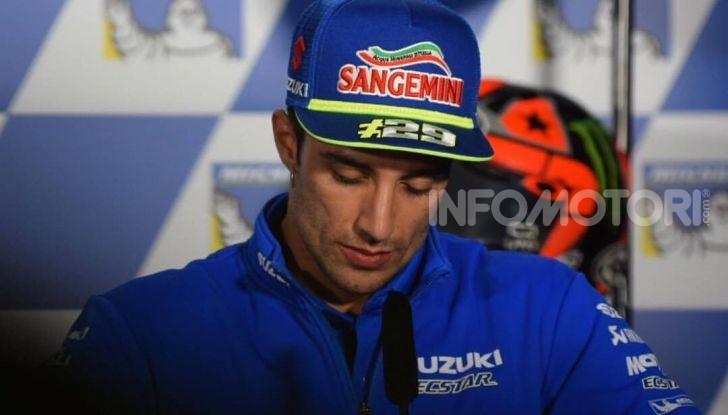 MotoGP: Andrea Iannone positivo al doping e sospeso dalla FIM - Foto 7 di 7