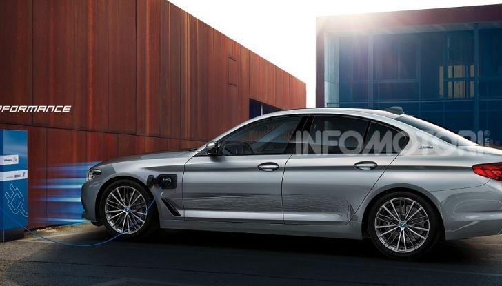 BMW Series 5 plug-in