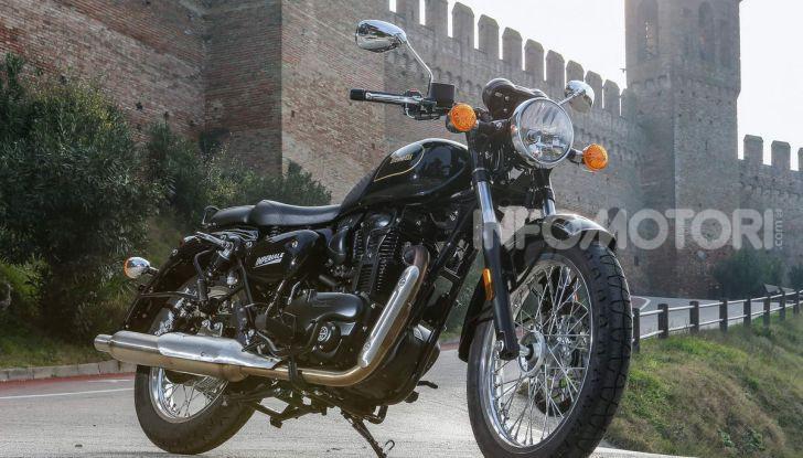 Prova in anteprima Benelli Imperiale 400, caratteristiche e prezzo - Foto 55 di 66