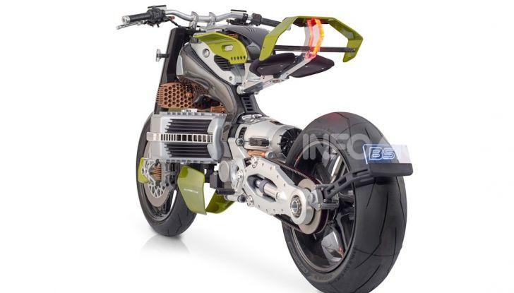 Bst HyperTek: Terblanche firma una nuovo moto elettrica - Foto 1 di 9