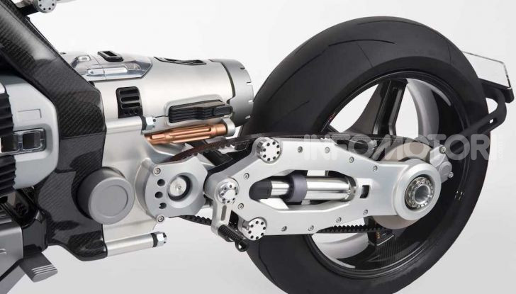 Bst HyperTek: Terblanche firma una nuovo moto elettrica - Foto 7 di 9