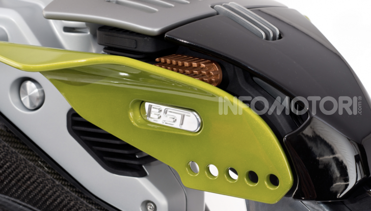 Bst HyperTek: Terblanche firma una nuovo moto elettrica - Foto 9 di 9