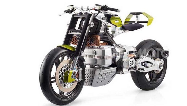Bst HyperTek: Terblanche firma una nuovo moto elettrica - Foto 3 di 9
