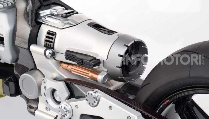 Bst HyperTek: Terblanche firma una nuovo moto elettrica - Foto 5 di 9