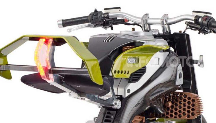 Bst HyperTek: Terblanche firma una nuovo moto elettrica - Foto 6 di 9