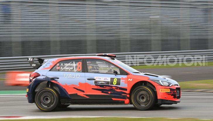 Monza Rally Show 2019: Crugnola vince a mani basse, ma si sente la mancanza di Rossi - Foto 9 di 56