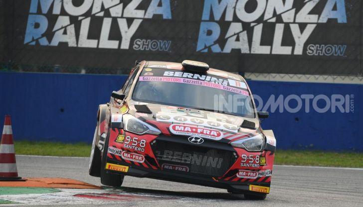 Monza Rally Show 2019: Crugnola vince a mani basse, ma si sente la mancanza di Rossi - Foto 10 di 56