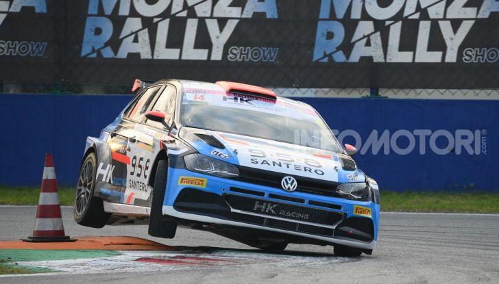 Monza Rally Show 2019: Crugnola vince a mani basse, ma si sente la mancanza di Rossi - Foto 11 di 56