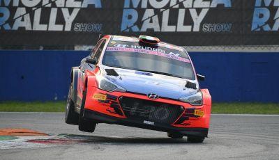 Monza Rally Show 2019: Crugnola vince a mani basse, ma si sente la mancanza di Rossi