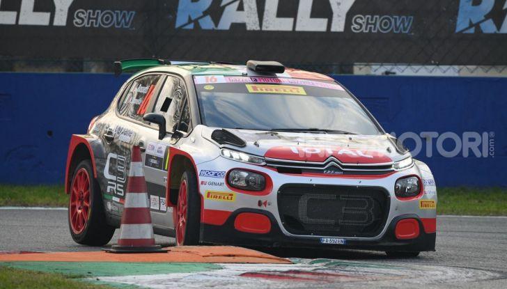 Monza Rally Show 2019: Crugnola vince a mani basse, ma si sente la mancanza di Rossi - Foto 12 di 56