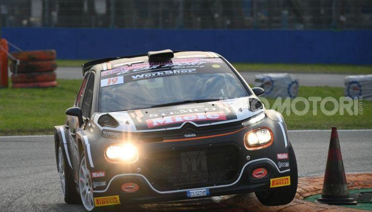 Monza Rally Show 2019: Crugnola vince a mani basse, ma si sente la mancanza di Rossi - Foto 13 di 56